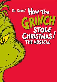 How The Grinch Stole Christmas Closed Broadway Tickets
